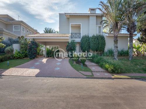 Exuberante Residência Em Valinhos - Ca00346 - 68671363