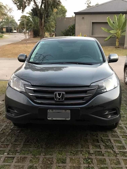 Honda Cr-v 2.4 Lx 2wd 185cv At 2014