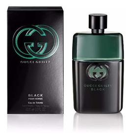 Perfume Original --- Gucci Guilty Black Caballero --- 90ml