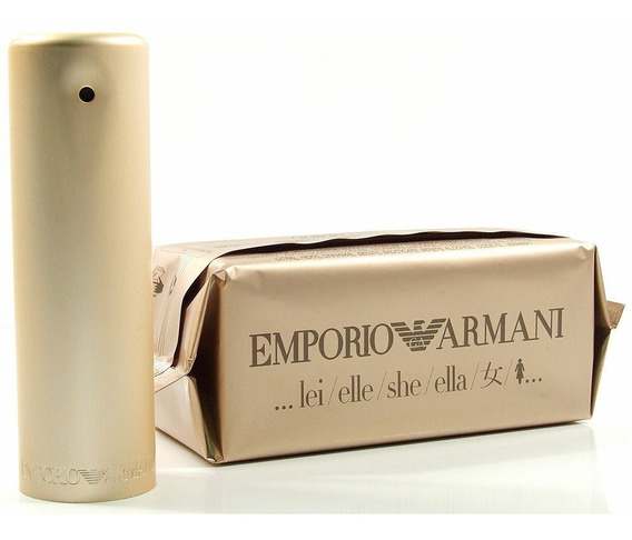 Perfume Emporio Armani She 100 Ml Edp Original