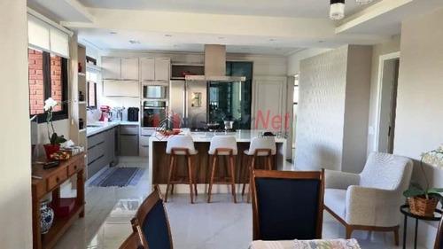 Imagem 1 de 25 de Excelente Apartamento Para Locação No Jardim Do Mar Em São Bernardo - 7114