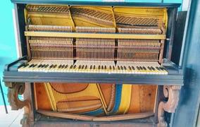 Piano Gaveau 1898 - Coleção - Raro