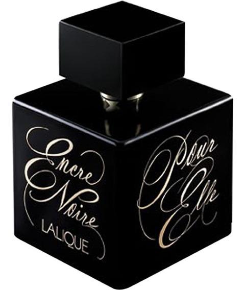 Lalique Encre Noire Pour Elle Edp Vap 50ml Beleza Na Web