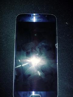 Celular Sansung S6 Edg 32giga Problema Tela Preta