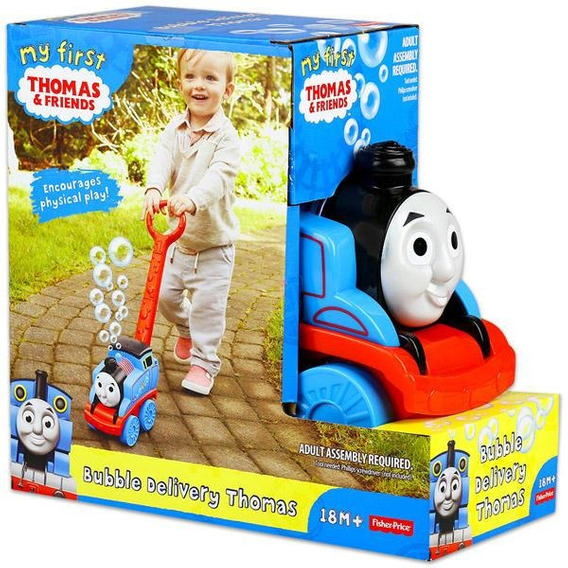 Thomas & Friends | Burbujas Divertidas