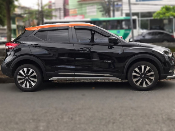 Nissan Kicks Sl 1.6 16v Flex 2016/2017