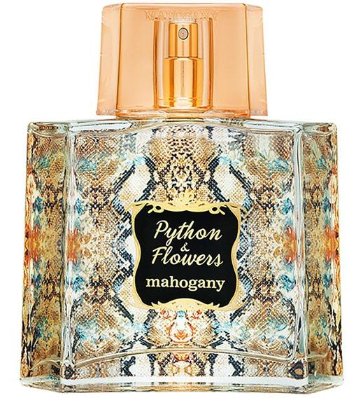 Mahogany Fragrância Des. Python & Flowers 100 Ml
