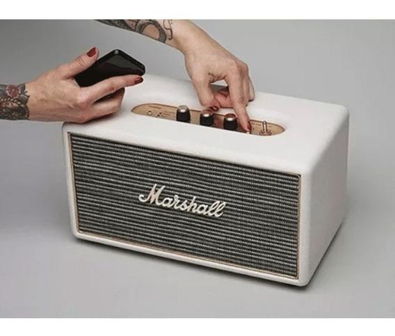 Caixa De Som Portátil Marshall Stanmore Bluetooth - Perfeita