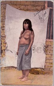 Índio Cuniva - Rio Ucayali - Peru - 24021922