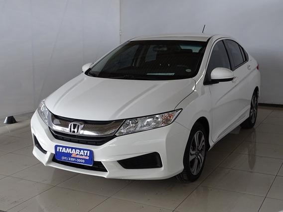 Honda City Lx 1.5 16v Automático (1370)