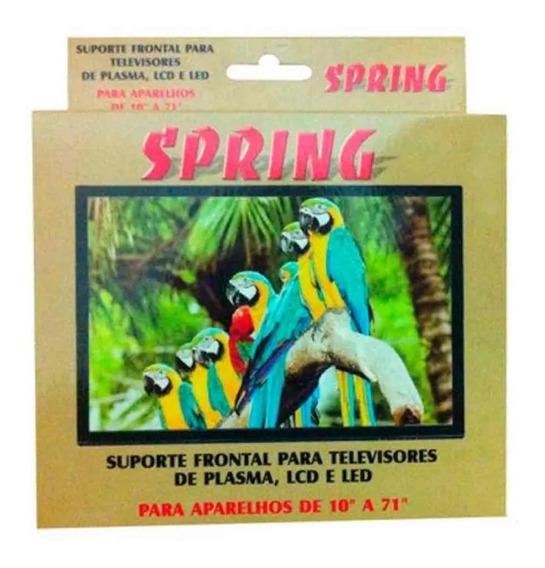 Suporte Para Tv Fixo De Parede Spring De 10 À 71 -