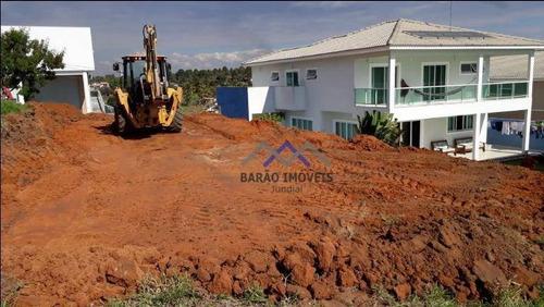 Imagem 1 de 15 de Terreno À Venda, 530 M² Por R$ 390.000,00 - Residencial Cambarah - Jarinu/sp - Te0062
