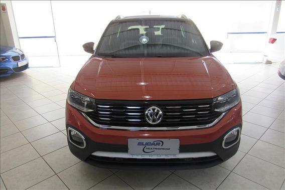 Volkswagen T-cross 1.4 Tsi Highline 16v Flex 4p Automatico