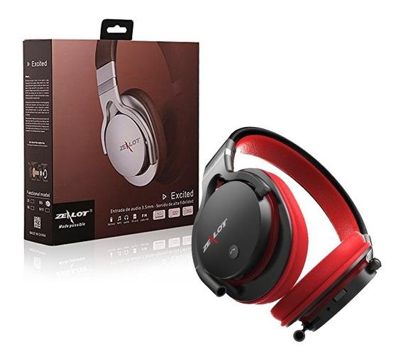 Headphone Profissional Wireless Micro Sd Pronta Entrega