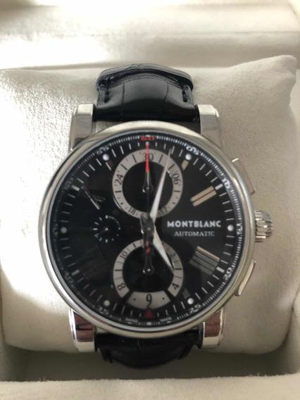 Relógio Mont Blanc Meisterstück 4810 Automático - Original