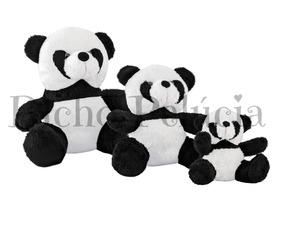 Trio Ursos Pandas