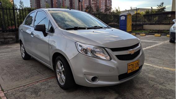 Chevrolet Sail Ls Full Equipo, Bloqueo, Aa