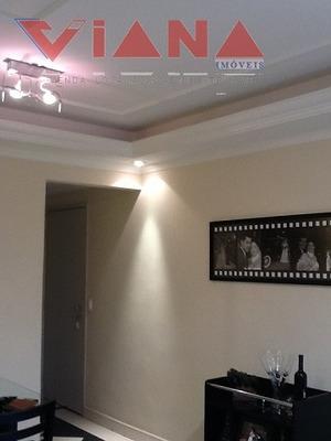 Apartamento Para Venda, 2 Dormitórios, Paulicéia - São Bernardo Do Campo - 4911