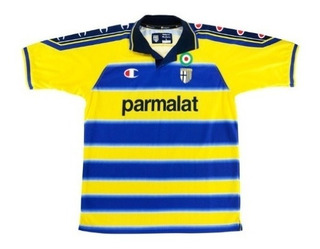 Parma Retro 99/00 - Crespo, Cannavaro, Amoroso, Thuram