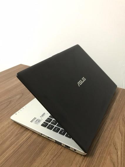 Notebook Asus Intel Core I5, Led Touch Screen 14, Garantia.