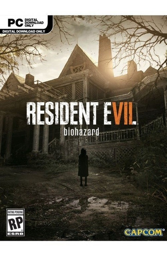 Resident Evil 7 Biohazard Steam Gift