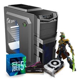 Pc Gamer Intel I5 7400 (geforce Gtx 1050ti 4gb) / 8gb Ddr4