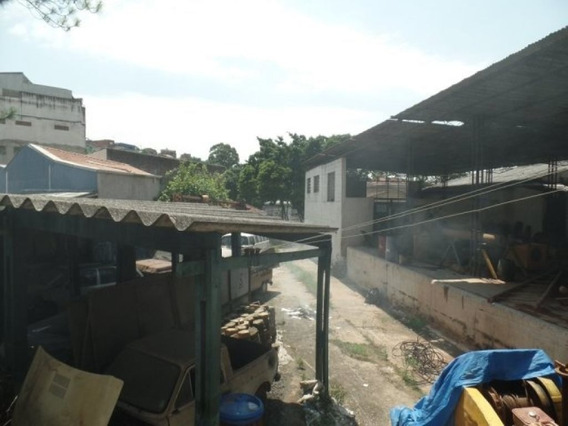 Galpão Comercial À Venda, Jaguaré, São Paulo - Ga0017. - Ga0017