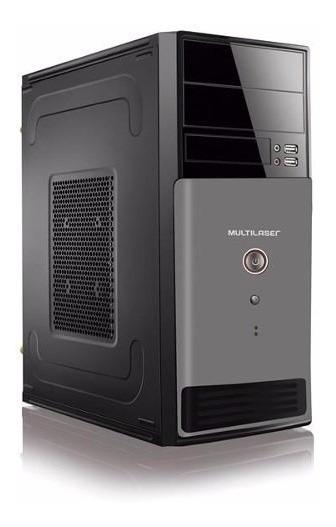 Cpu Placa Pcware Ipx1800g2 Processador Hd320gb 4gb