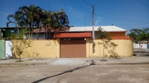 Imagem 1 de 13 de Ótima Casa No Umuarama Com Varanda - Itanhaém 6577   Npc