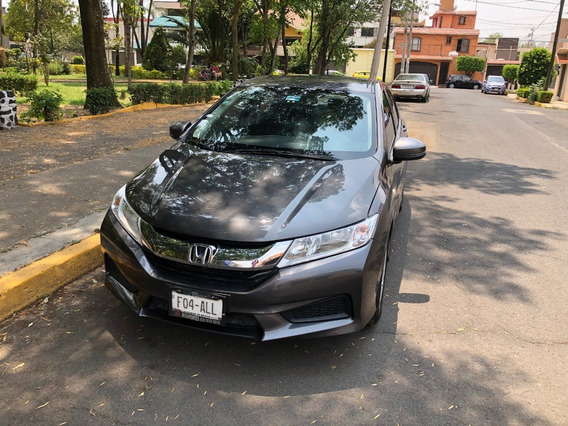 Honda City 2017