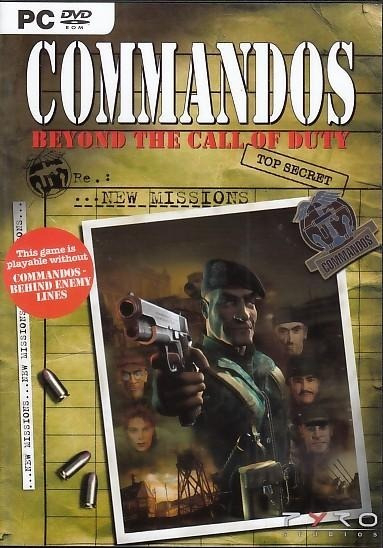 Commandos Beyond The Call Of Duty Pc Completo Envio Email