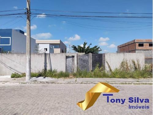 Imagem 1 de 6 de Excelente Terreno No Novo Portinho Em Cabo Frio!!! - 1225