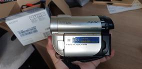 Filmadora Sony Handcam Dcr-dvd650