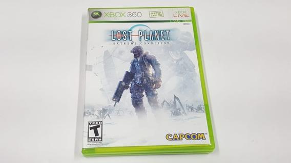 Lost Planet Extreme Condition - Xbox 360 - Original - Física