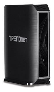 Enrutadores,trendnet Ac1750 Router Gigabit Inalámbrico D..