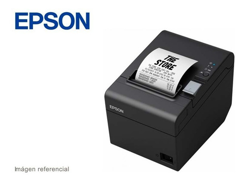 Impresora Tickets Epson Tm-t20iii Térmica Ether C31ch510002