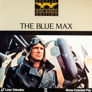 The Blue Max (1966) Laserdisc 2 Laser Disc - George Peppard