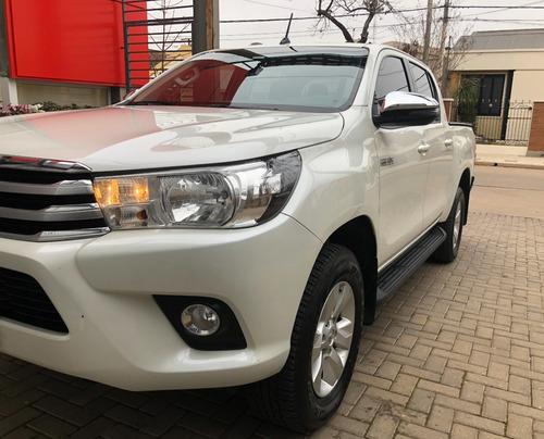 Toyota Hilux 2.8 D/c 4x4 M/t 2018 Unica Mano / Particular