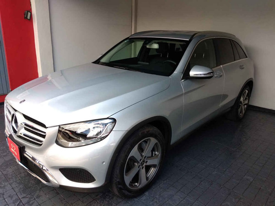 Mercedes-benz Clase Glc 2018 5p 2.0 Glc 300 Off-road 4matic