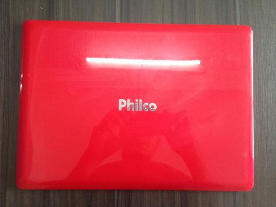 Carcaça Tampa Da Tela Notebook Philco Phn 14303