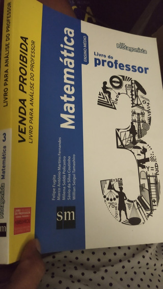 Matemática 1 - Ser Protagonista (do Professor)