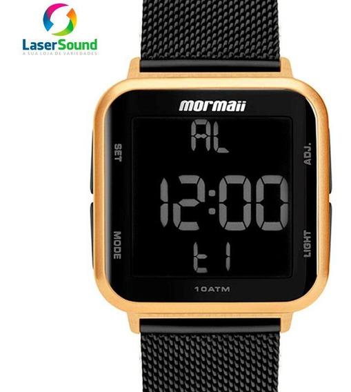 Relógio Mormaii Feminino Mo6600ah/8p C/ Garantia E Nf