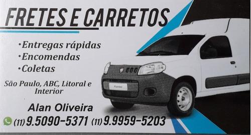 Imagem 1 de 2 de Transporte E Carretos
