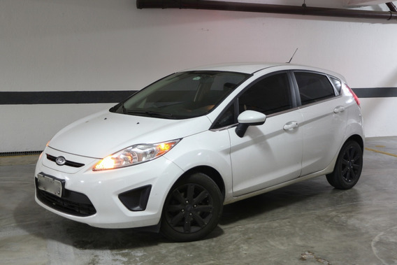Ford Fiesta Hatch Se 1.6 Flex 2012