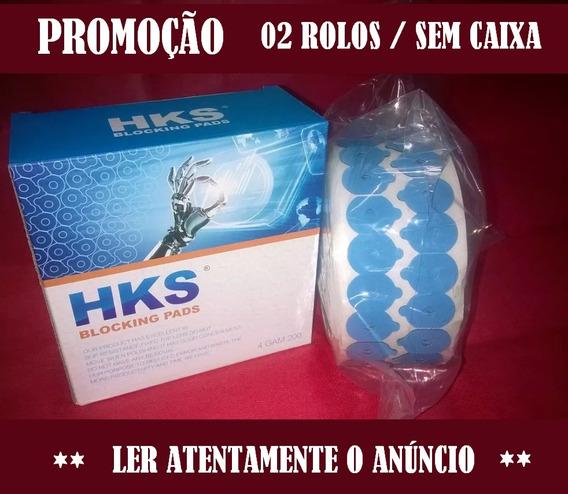 Hks Blocking Pads / Pastilhas Adesivas ( Ler Descriçáo ),