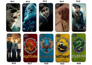 Capinha Harry Potter Dumbledore Snape - Galaxy J5 J7 2015