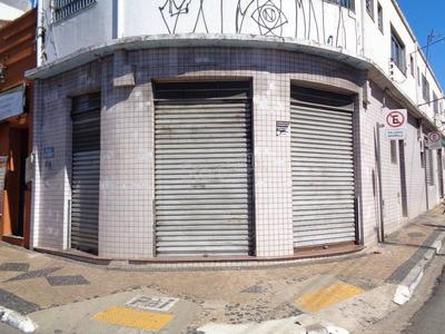 Salão Para Aluguel Em Centro - Sl100981