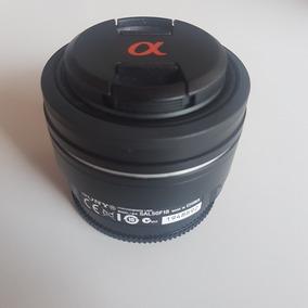 Lente Sony Sal50f18 Dt 50mm F1.8 A-mount