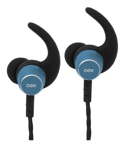 Fone De Ouvido Bluetooth Fn409 Drift Azul - Oex