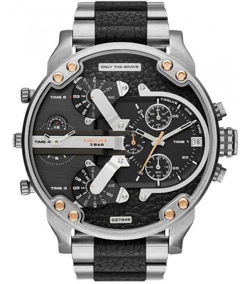 Relógio Diesel Masculino Mr. Daddy Cronógrafo Dz7349